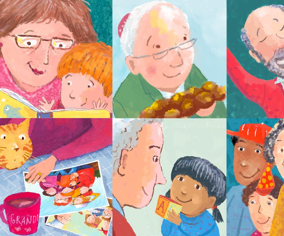 Page 26 of Jewish Grandparents Network