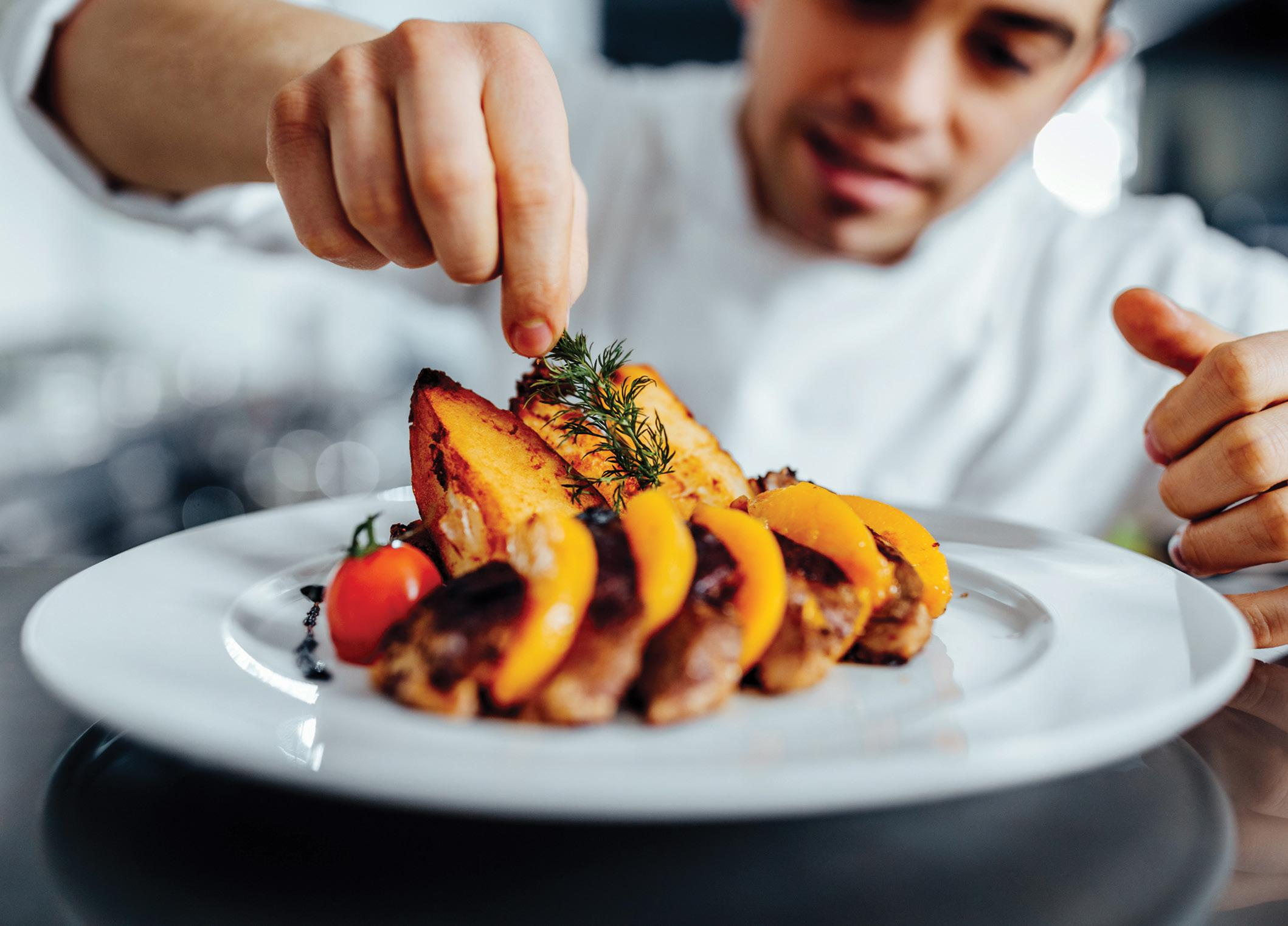 Page 10 of Reconnecting With Foodservice & Hospitality