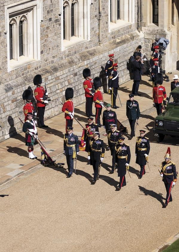 Page 6 of REME Attends the Funeral of the Corps's Colonel-in-Chief