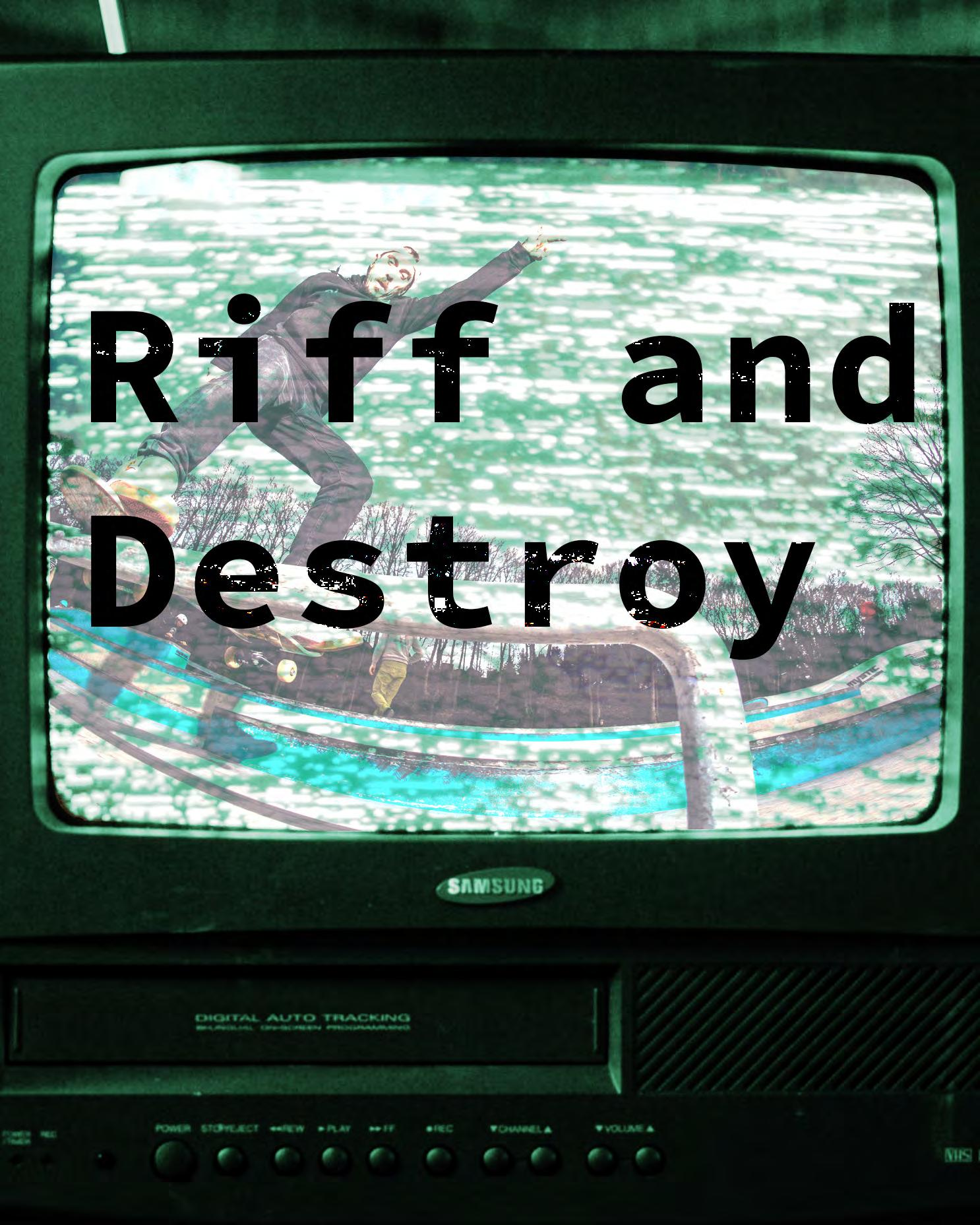 Page 20 of Riff And Destroy