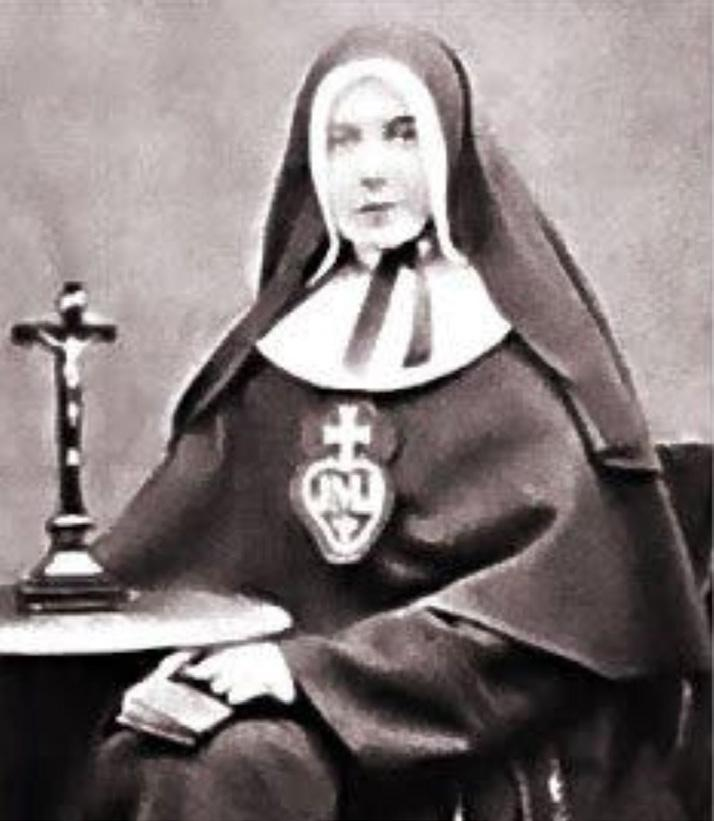 Page 12 of Sisters of the Cross Alan Frost looks at the remarkable life of the Venerable Elizabeth Prout CP