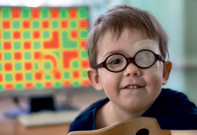 Page 24 of Laste põhilised silmahäired on laisk silm ja kõõrdsilmsus