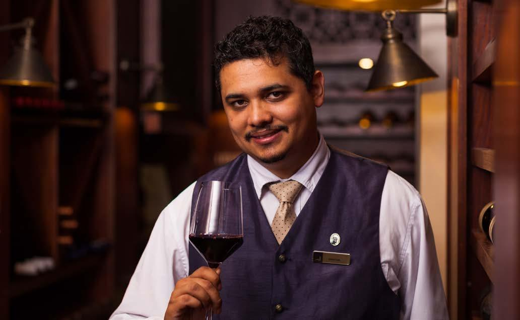 Page 28 of SOMMELIER'S PROFILE