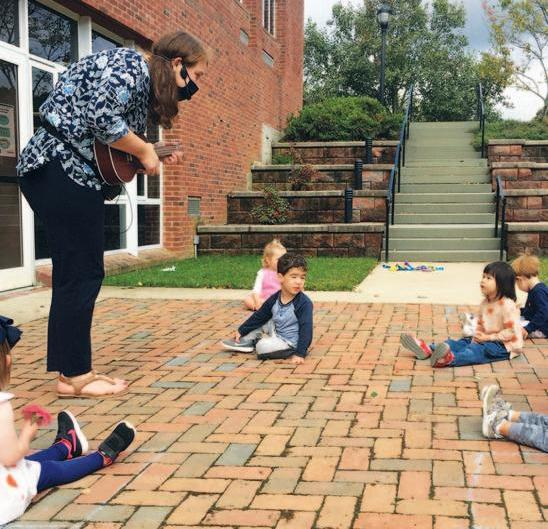 Page 6 of Music Department Adapts Creatively to COVID