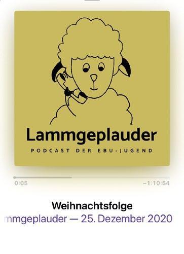 Page 11 of einfach zuhören: neuer podcast lammgeplauder