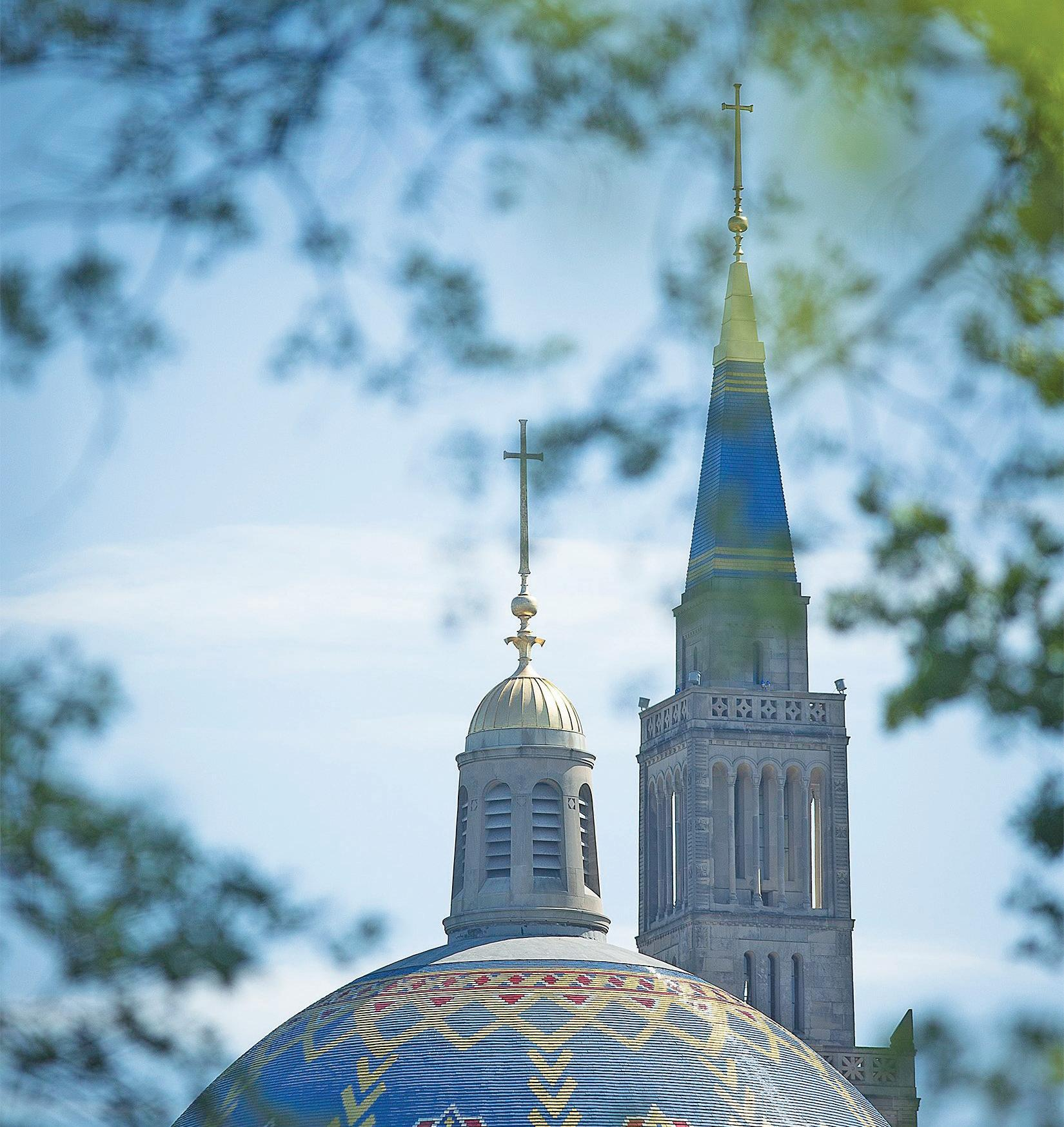 Page 12 of D.C. SHRINE TO HOST WORLDWIDE ROSARY PRAYER