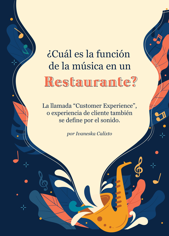 Page 16 of La música en los Restaurantes - Ivaneska Calixto