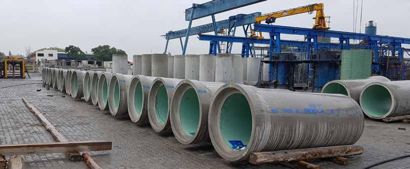 Page 19 of Concrete pipes for sewage and water systems