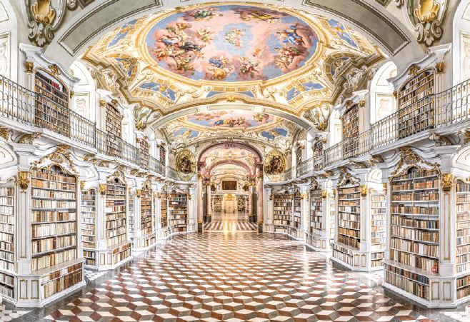 Page 6 of U FOKUSU: Najlepše biblioteke sveta