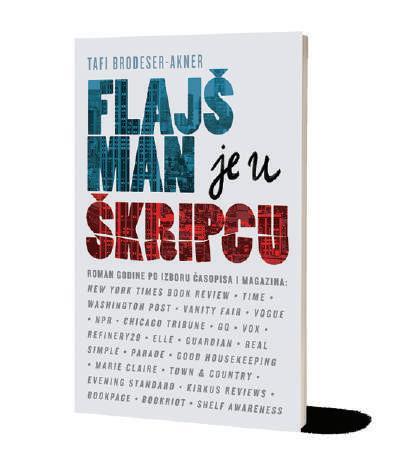 Page 24 of ODLOMAK: Flajšman je u škripcu, Tafi Brodeser-Akner