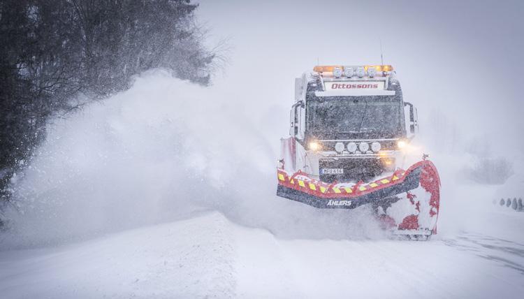 Page 20 of Trafikverket vill göra det lönsamt att röja snö
