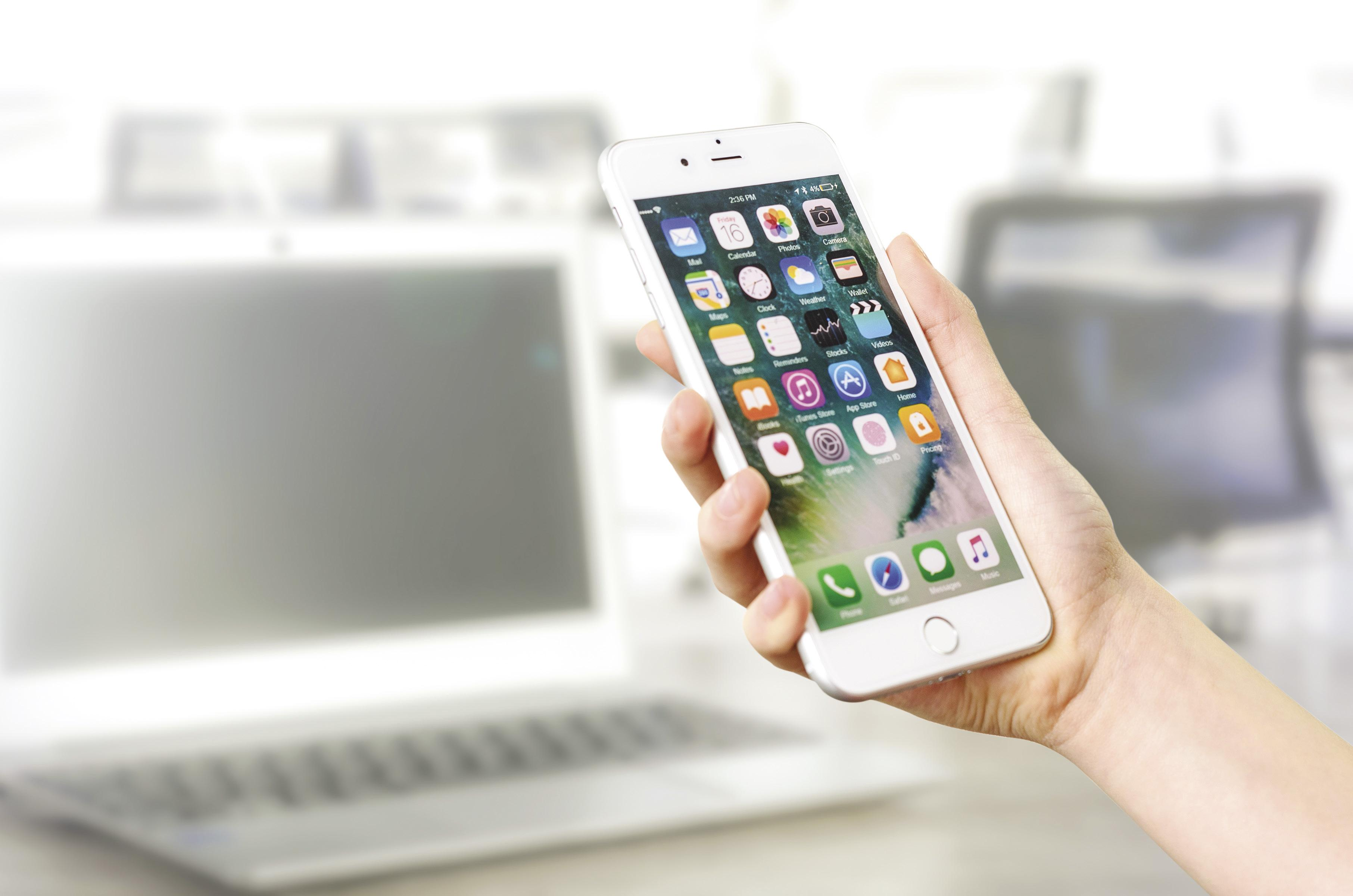 Page 6 of Technology That Keeps Us Connected to Our Faith: There's an App for That