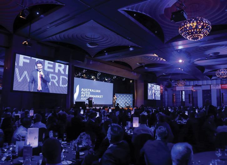 Page 12 of Burson Automotive secures platinum AAA Awards sponsorship