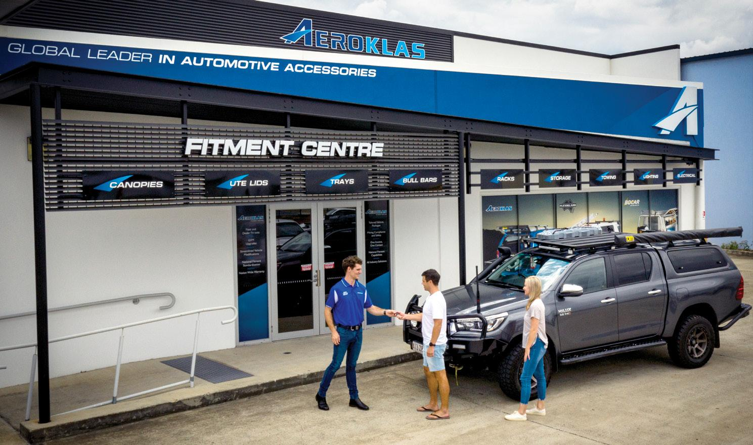 Page 10 of Aeroklas Fitment Centres Launching across Australia