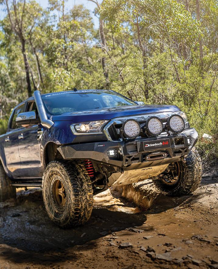 Page 8 of Cover Feature - Drivetech 4x4: Australia's fastest growing 4x4 brand