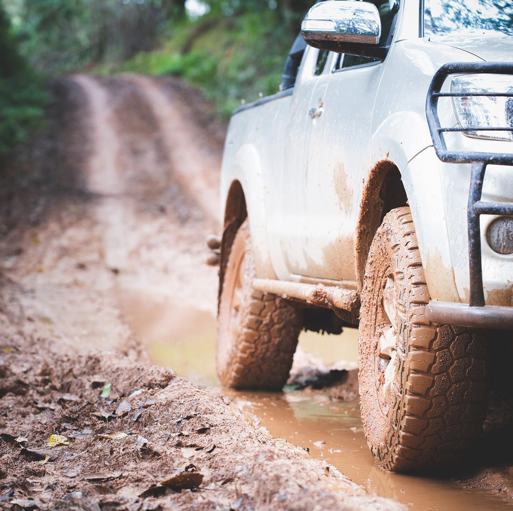 Page 7 of New National 4WD Track Classification Policy introduced