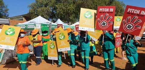 Page 24 of Pikitup's co-production model creates employment