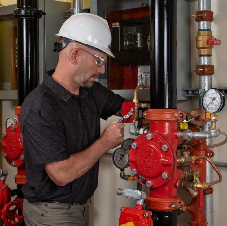 Page 62 of Maintaining sprinkler system reliability