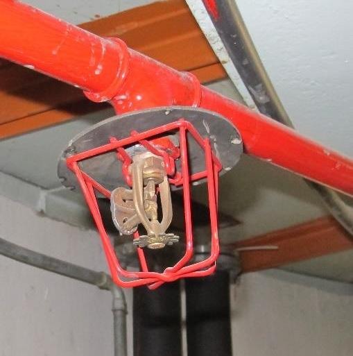 Page 36 of Sprinkler systems in defence facilities