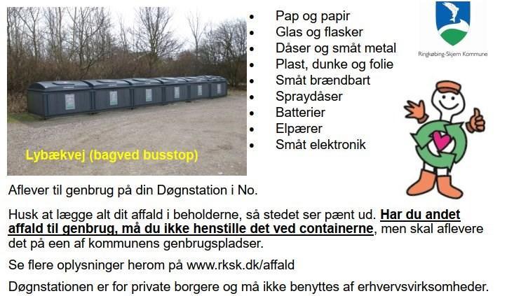 Page 13 of Stort og småt / Døgnstation/Aviscontainer