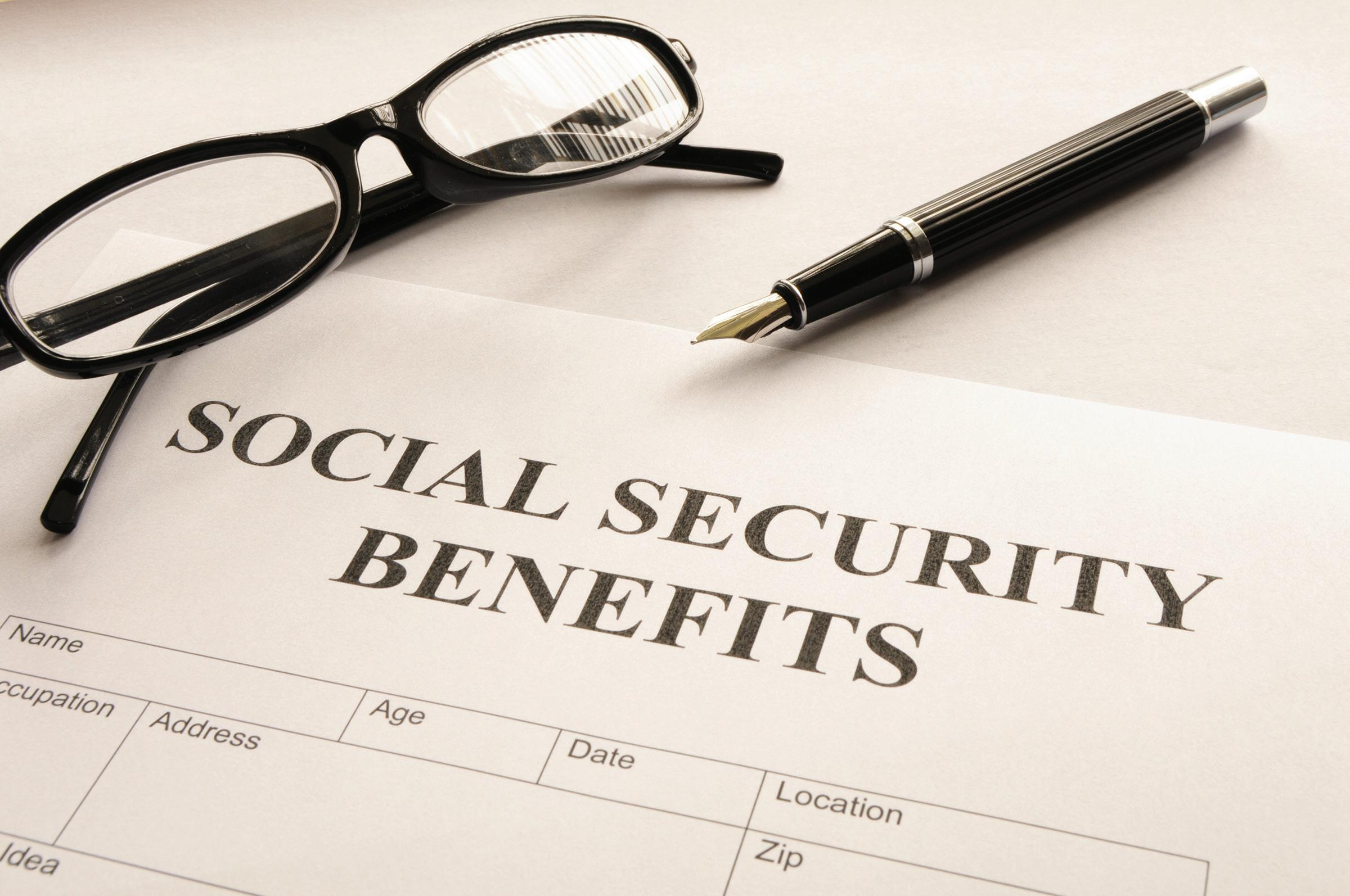 Page 16 of Oak Capital Management: A Note on Social Security