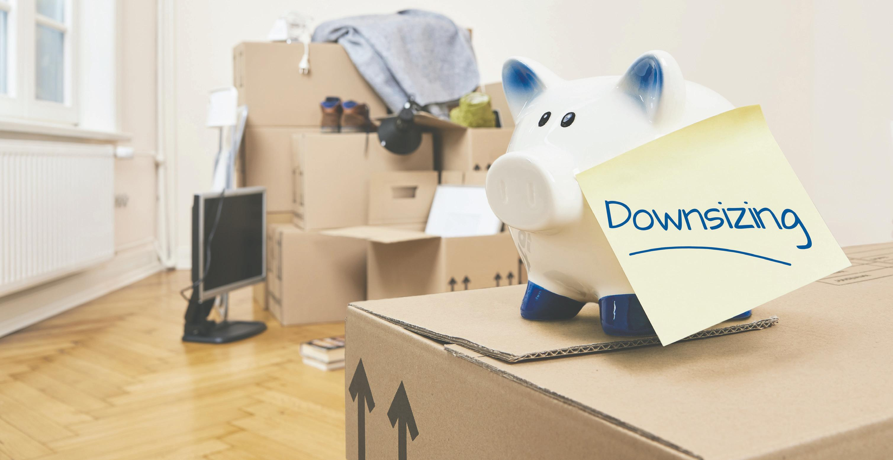 Page 11 of How to downsize your home for a move