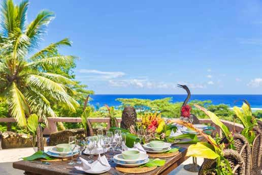 Page 18 of Antipodes, fine dining at its best in Rarotonga