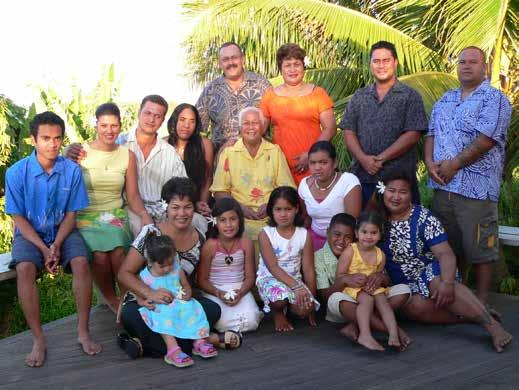 Page 28 of Cook Islands' hard working commercial traveller, Robert Skews