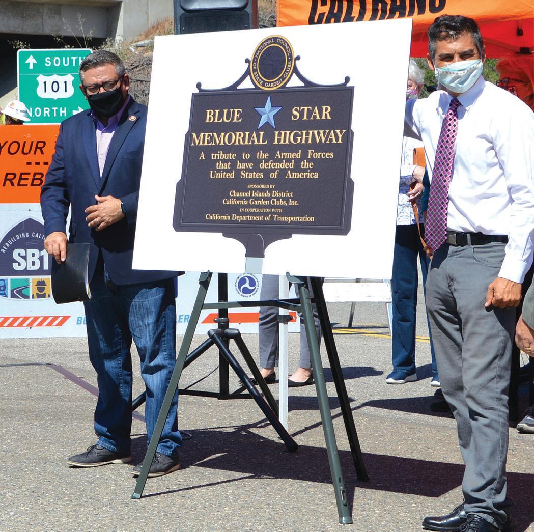 Page 15 of Blue Star Memorial Highway re-dedicated