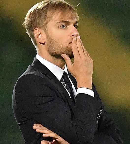Page 34 of MATTIA STANTE Il più giovane Team Manager d'Italia