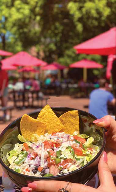 Page 21 of Davidson College offers more plant-based cuisine to students