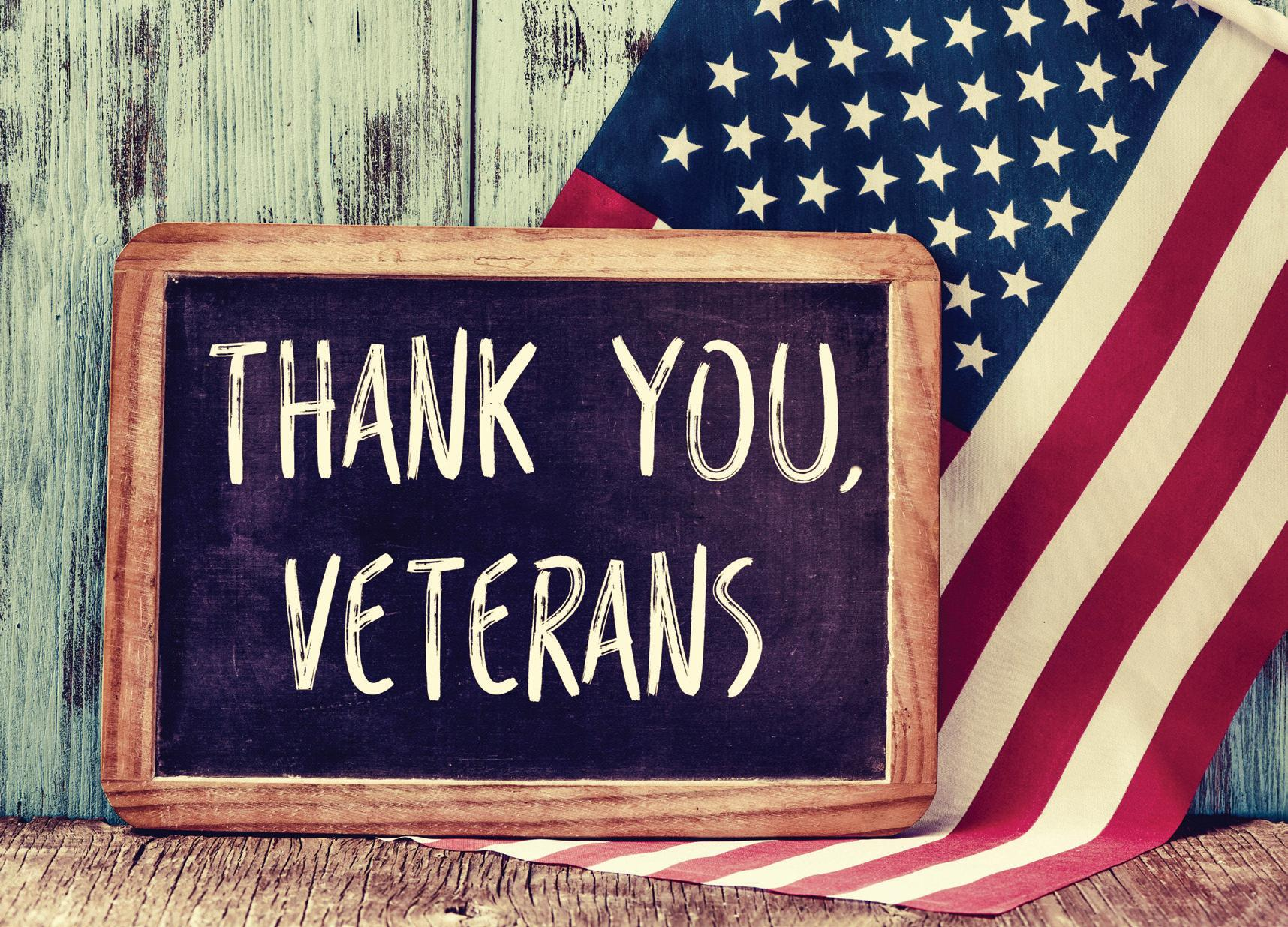 Page 11 of Thank you to veterans