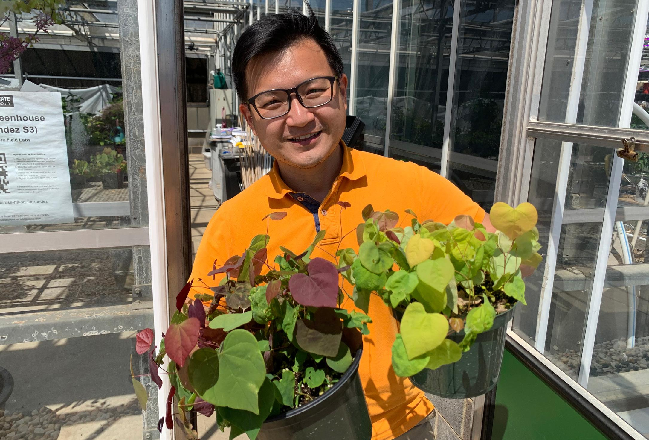 Page 22 of Meet NC State's New Plant Breeder