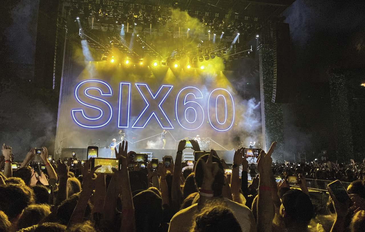 Page 68 of HONOUR MITCHELL: SIX60 CONCERT