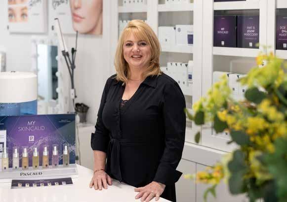 Page 19 of Helene: Beauty professional en Cryo21 specialist
