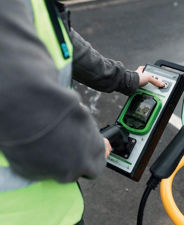 Page 34 of The drive towards a green mobility model has created a future-proof revenue opportunity for elecrical contractors