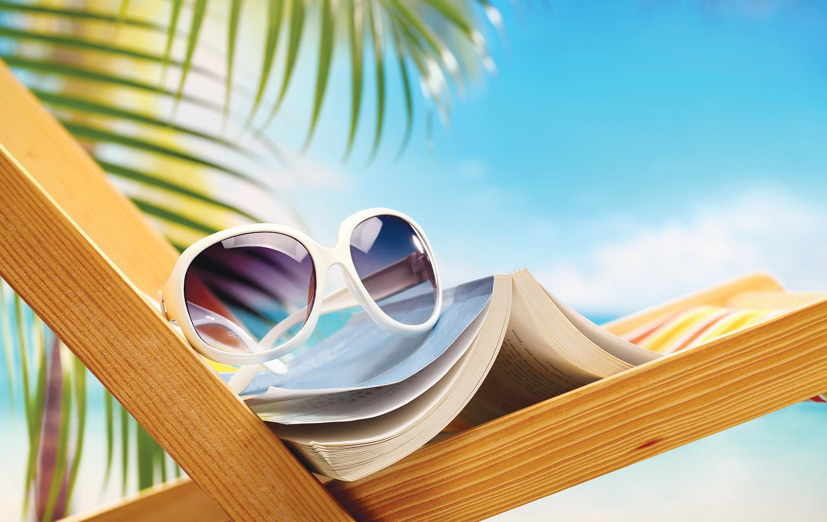 Page 22 of THE REVIEW Throw these summer reads in your suitcase