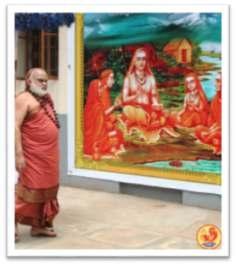 Page 20 of JAGADGURU SHANKARACHARYA SRI SRI SRI BHARATI TIRTHA MAHASWAMIJI Compiled by Nirupama
