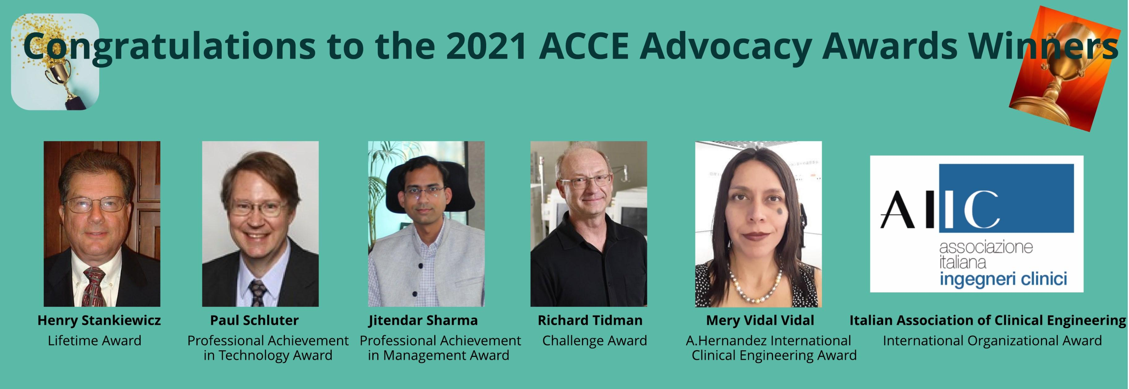 Page 4 of Advocacy: 2021 ACCE Awards