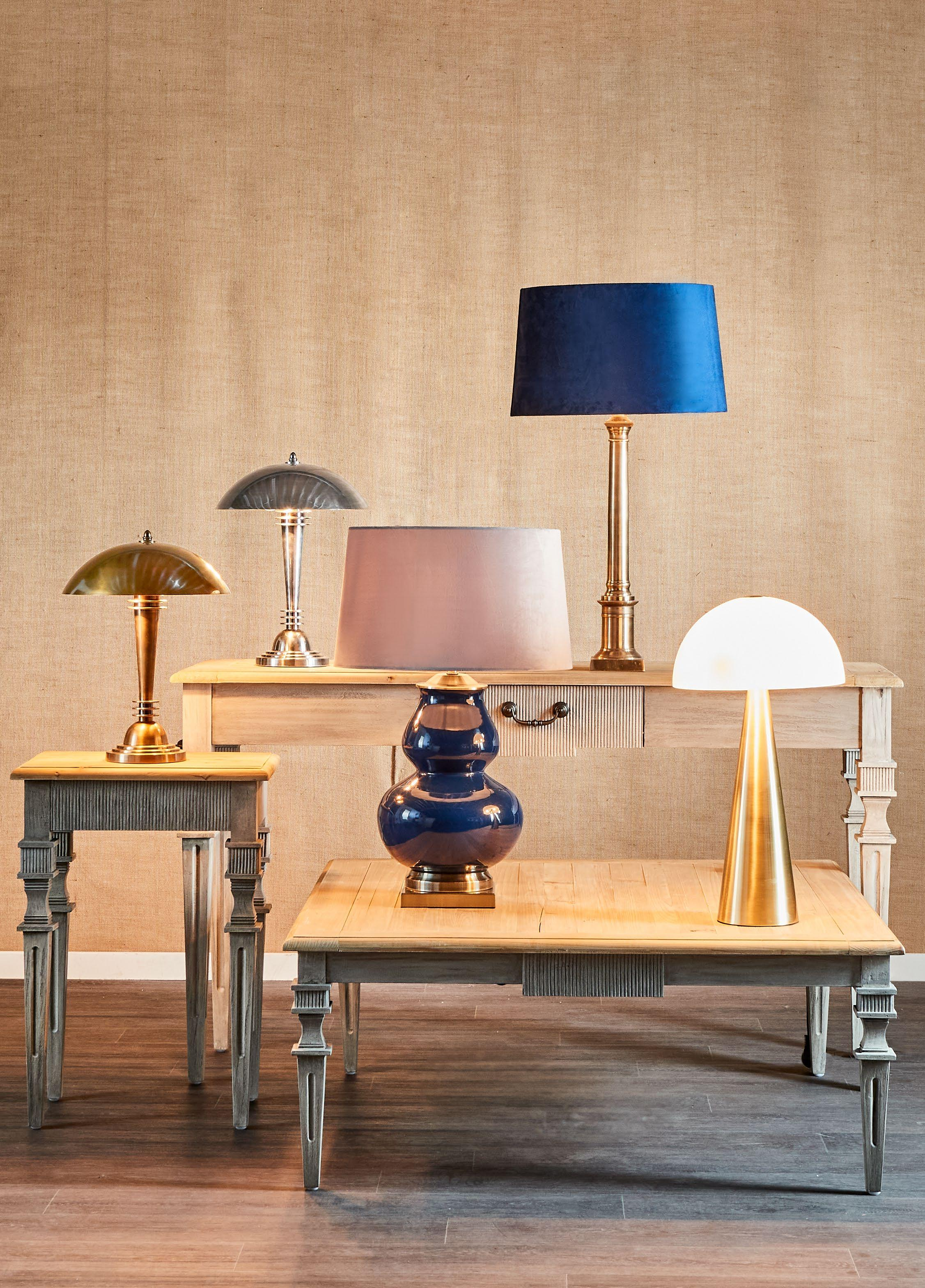 Page 50 of TABLE LAMPS
