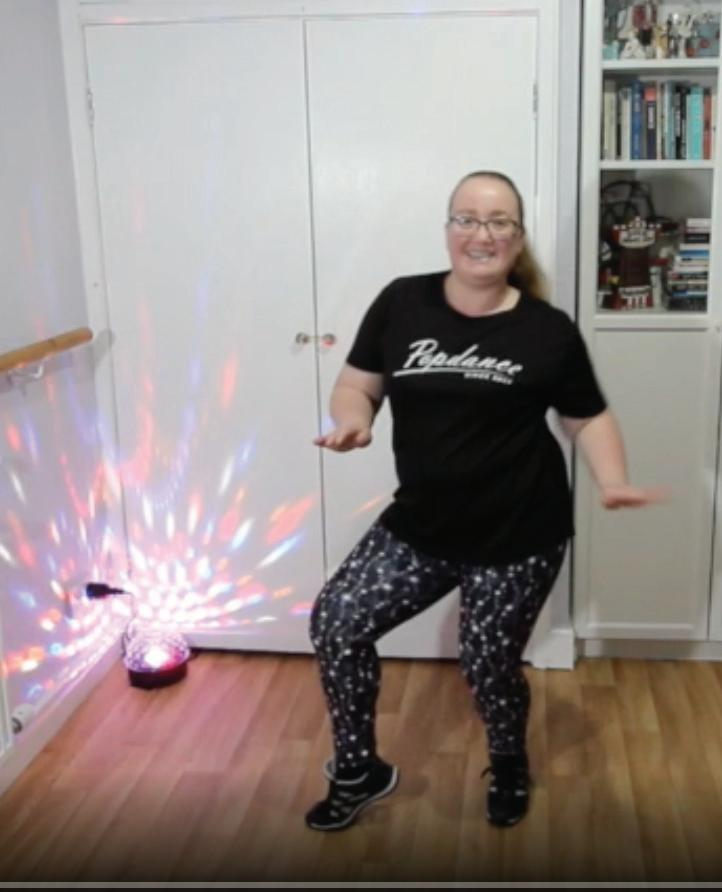 Page 6 of Feel fabulous, get active and tone up for summer with Popdance