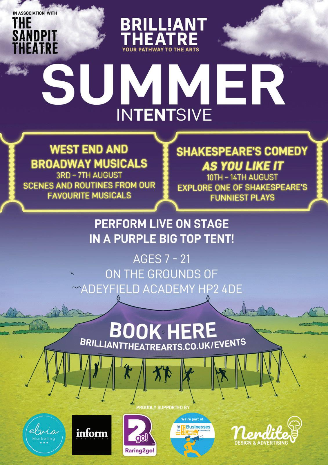 Page 4 of Tons of summer fun with Brilliant Theatre Arts