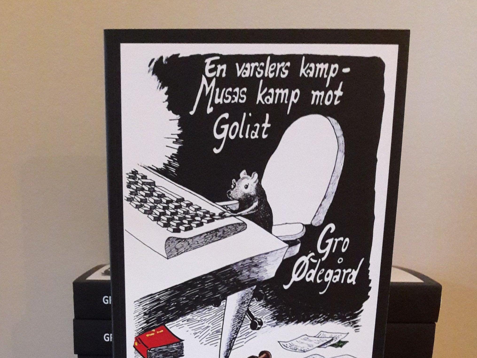 Page 12 of Dokumentar: EN VARSLERS KAMP - MUSAS KAMP MOT GOLIAT