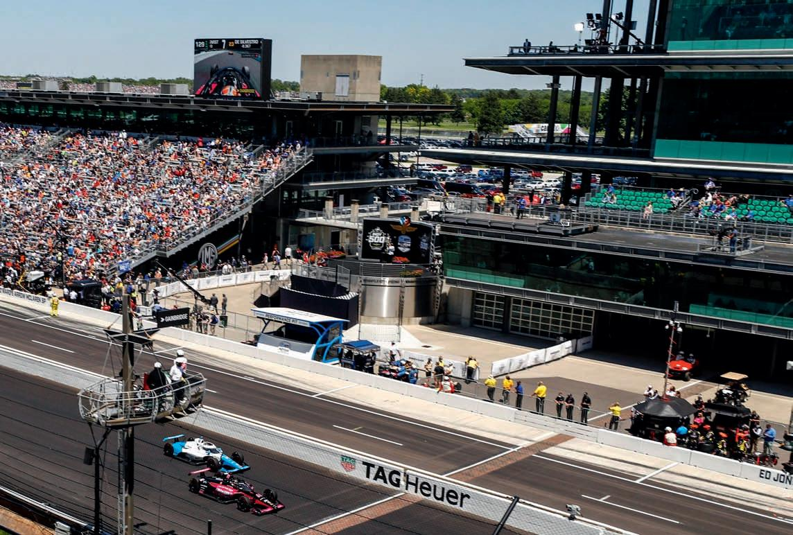 Page 4 of 105. Indianapolis 500 (2021