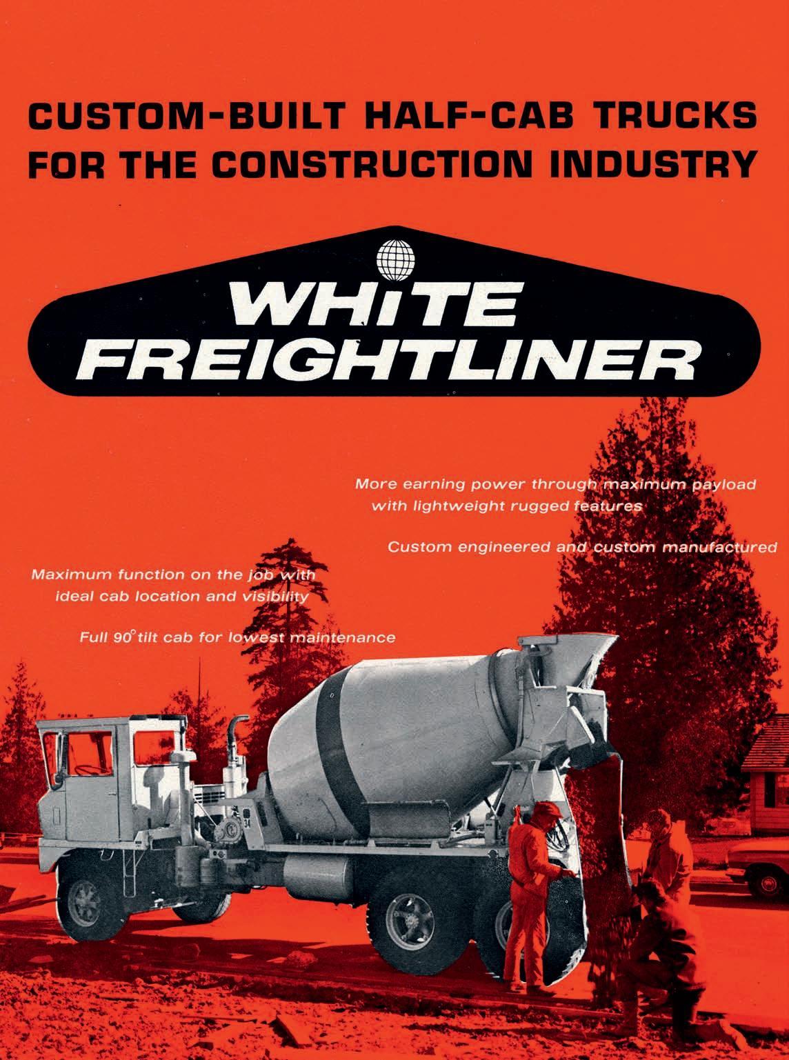 Page 56 of WHITE-FREIGHTLINER Trucks Podbrdské muzeum