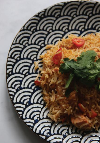 Page 30 of Salmon Tom Yum Fried Rice