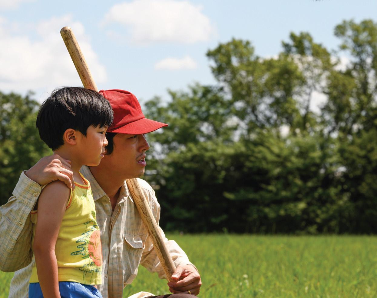 Page 10 of de belangrijkste Amerikaanse film ooit is Minari