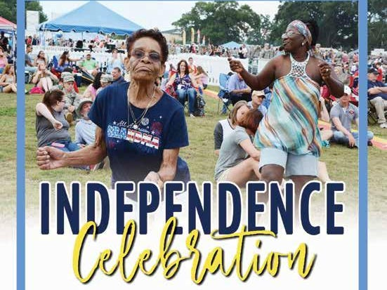Page 2 of Independence Celebration 2021