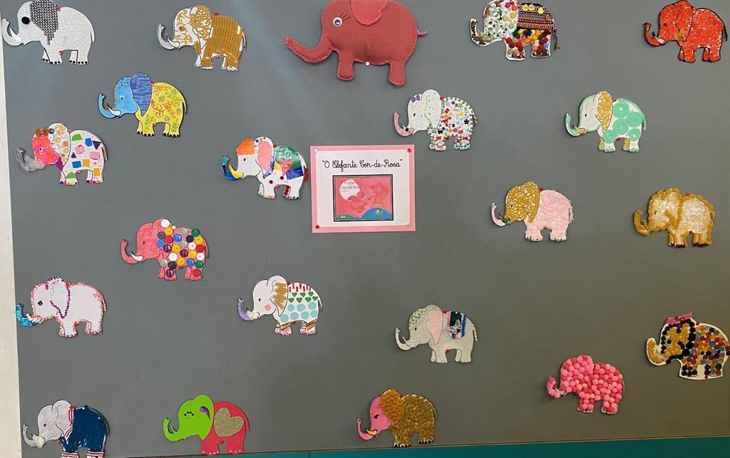 Page 17 of O Elefante Cor-de-Rosa