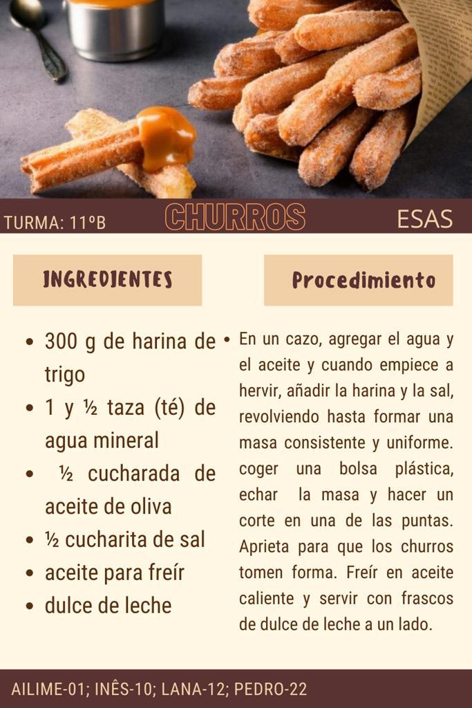 Page 23 of NEWS@SECUNDÁRIO Gastronomia Hispana El Día de la Madre